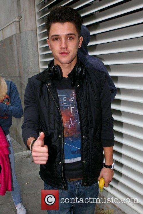 Jamie Hamblett, Union J and X Factor 4