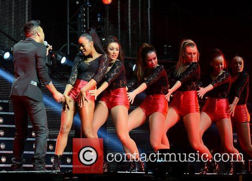 'X Factor Tour' live at the 02 arena