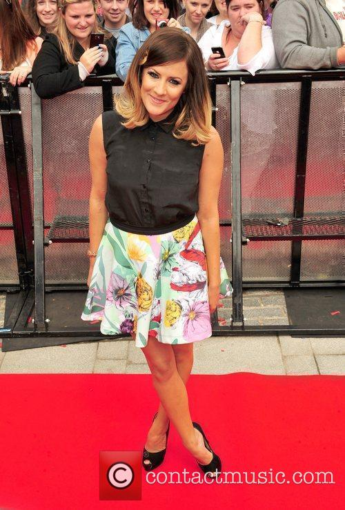 caroline flack x factor auditions in liverpool 3901437