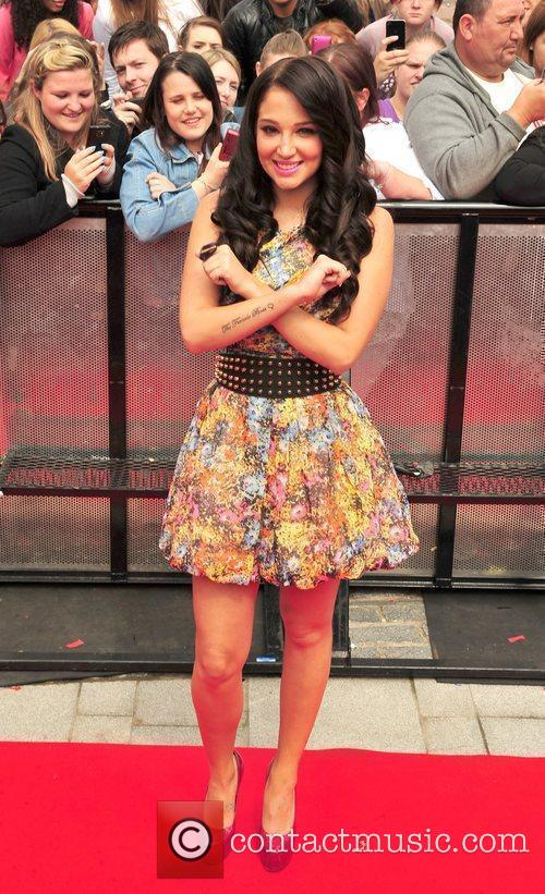 Tulisa Contostavlos and X Factor 6
