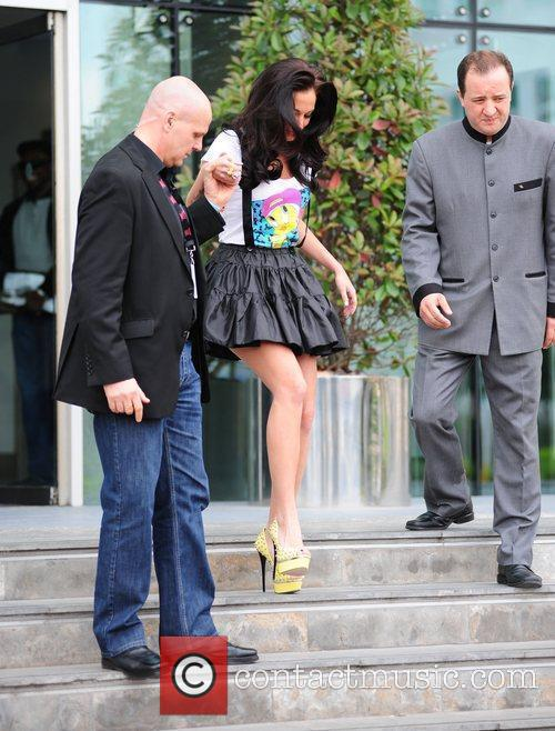 Tulisa Contostavlos and The X Factor 8