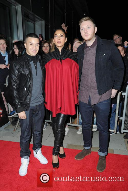 X Factor, Manchester and Saturday 7