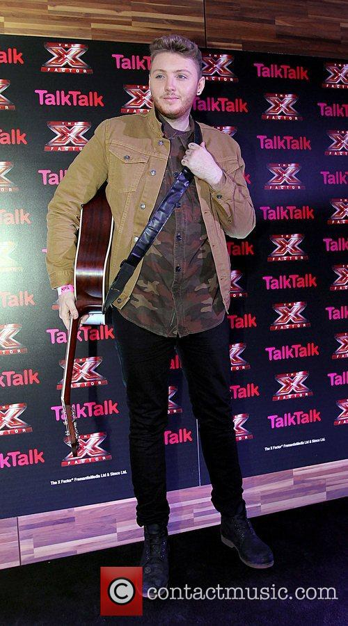 James Arthur and X Factor 2