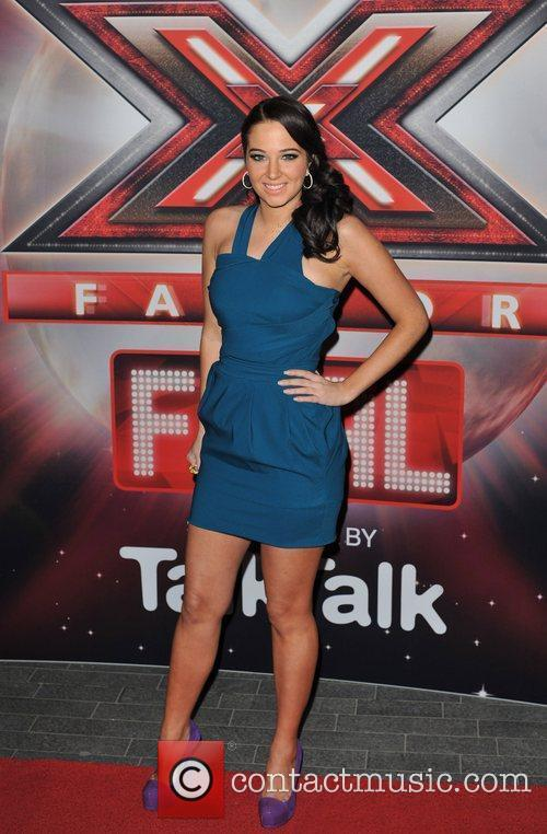 Tulisa Contostavlos and The X Factor 1