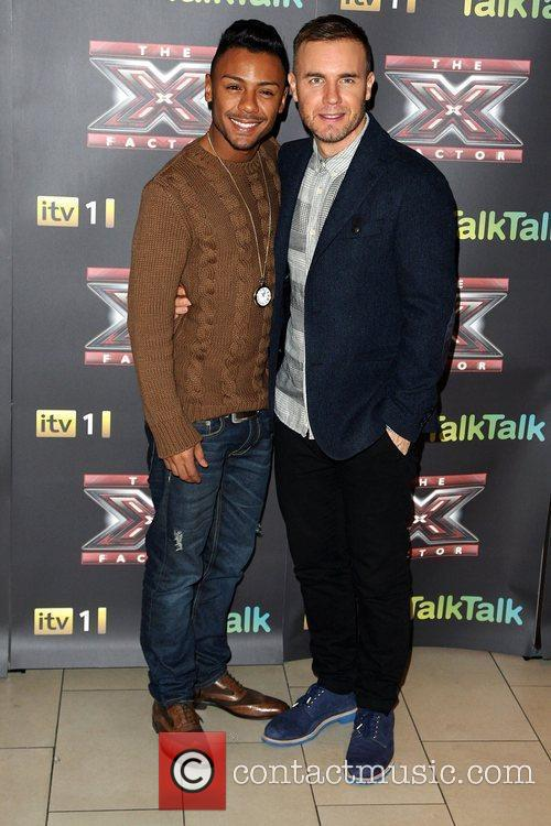 The X Factor Finalist photocall
