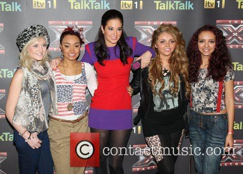 Tulisa Contostavlos and The X Factor 5