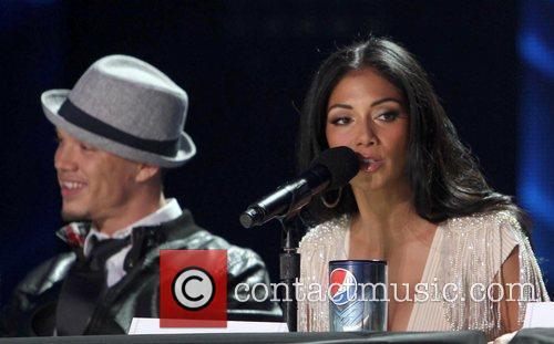 Nicole Scherzinger and The X Factor 10
