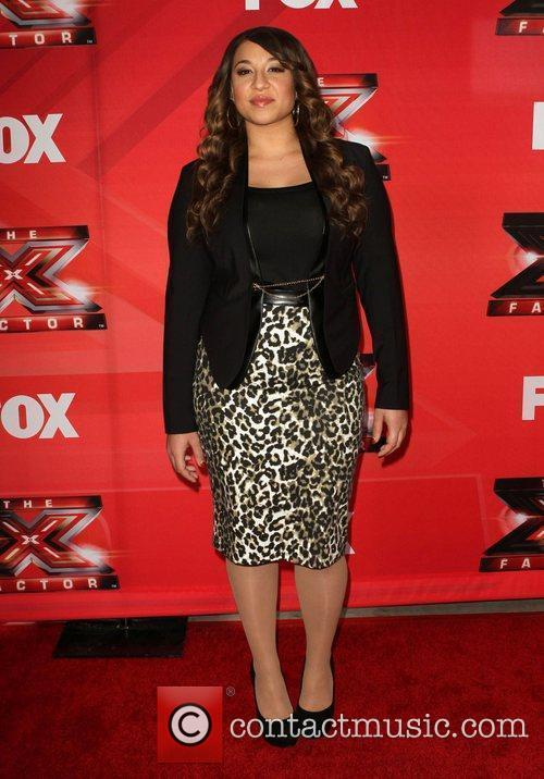 FOX's The X Factor Press Conference held at...