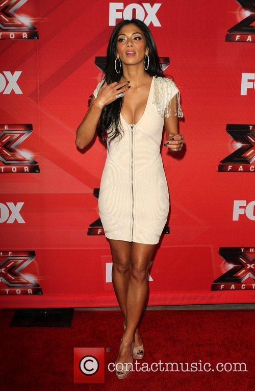 Nicole Scherzinger and The X Factor 12