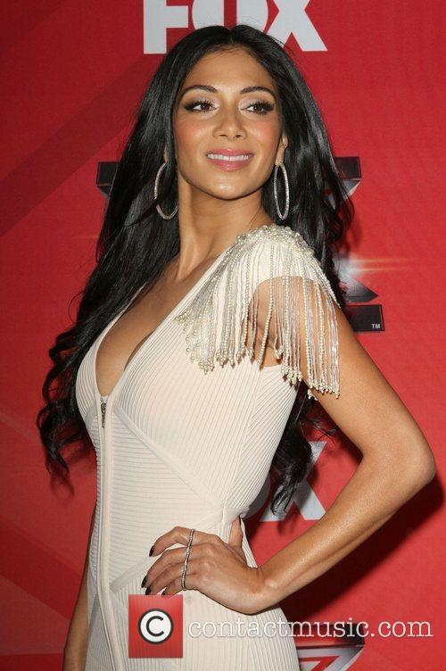 Nicole Scherzinger and The X Factor 15