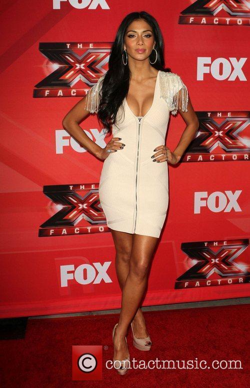 Nicole Scherzinger and The X Factor 18
