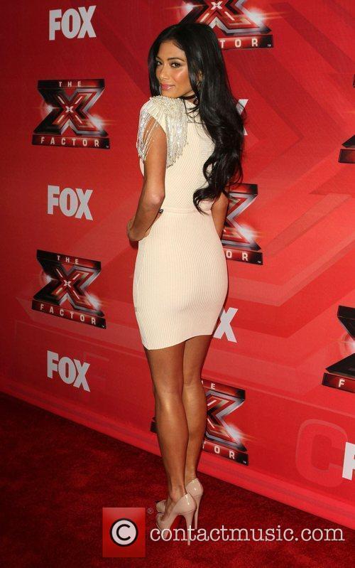 Nicole Scherzinger and The X Factor 7