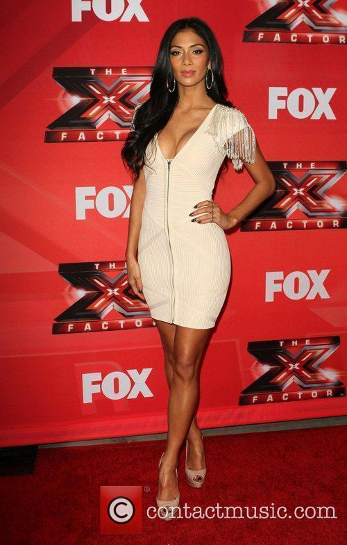 Nicole Scherzinger and The X Factor 8