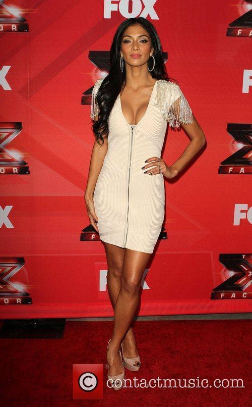 Nicole Scherzinger and The X Factor 16