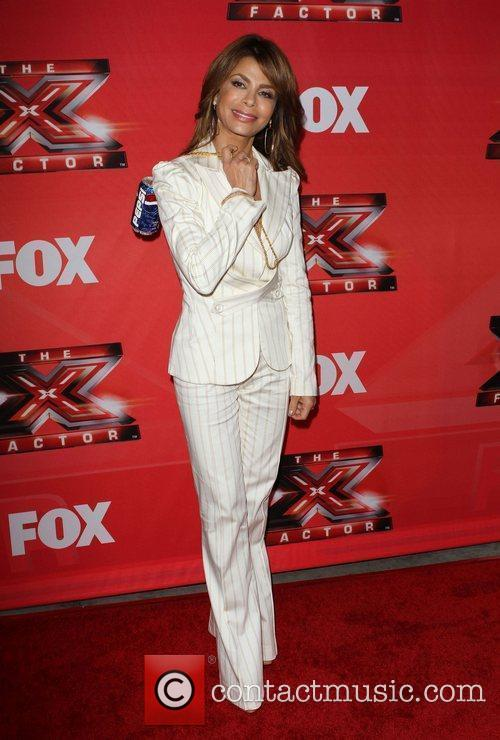 Paula Abdul and The X Factor 1