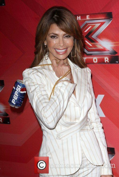 Paula Abdul and The X Factor 7