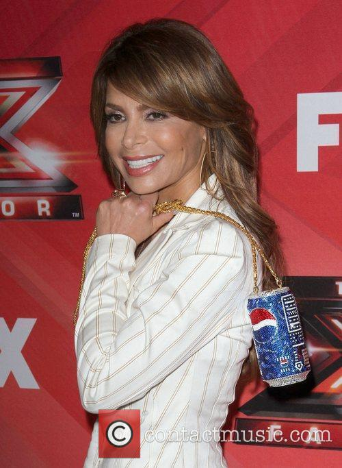 Paula Abdul and The X Factor 5