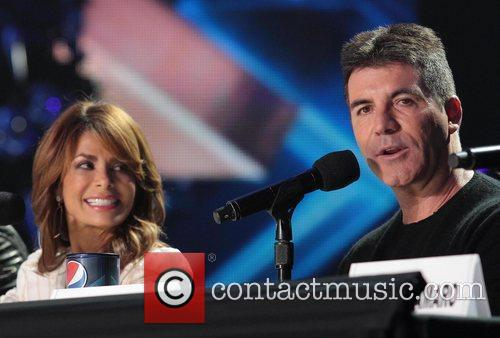 Paula Abdul, Simon Cowell and The X Factor 6