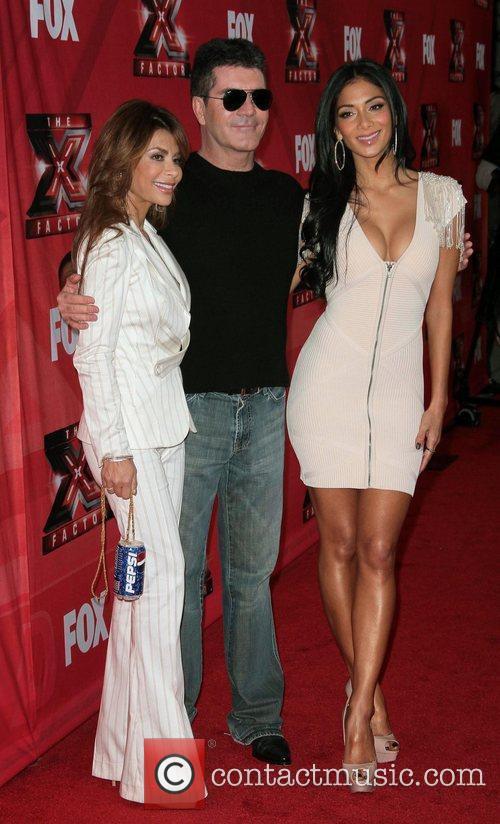 Paula Abdul, Nicole Scherzinger, Simon Cowell and The X Factor 9