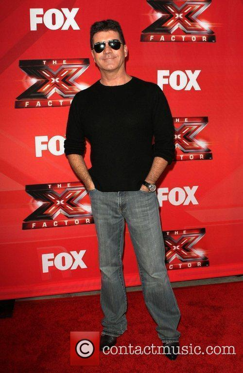 Simon Cowell and The X Factor 11