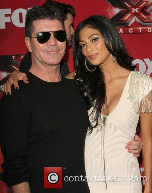Simon Cowell, Nicole Scherzinger, The X Factor