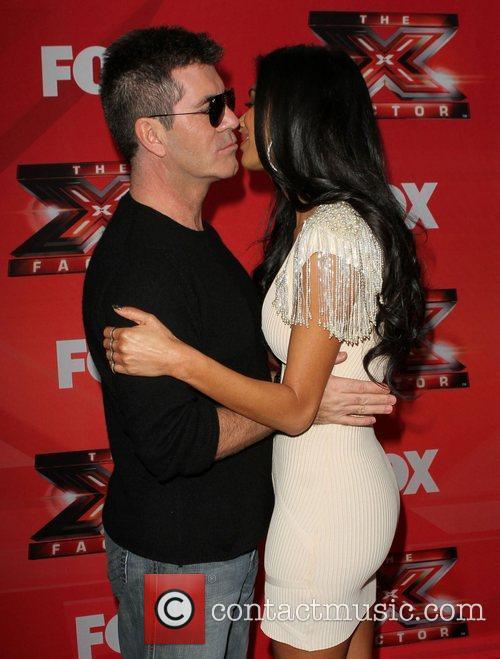 Simon Cowell, Nicole Scherzinger and The X Factor 6