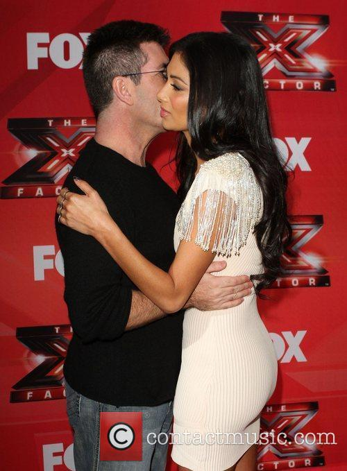 Simon Cowell, Nicole Scherzinger and The X Factor 10