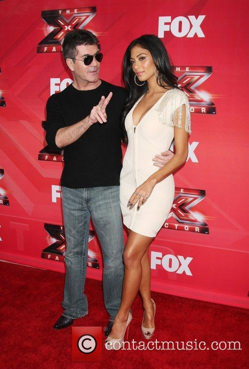 Simon Cowell, Nicole Scherzinger and The X Factor 10