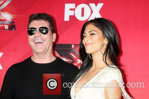 Simon Cowell, Nicole Scherzinger and The X Factor 13