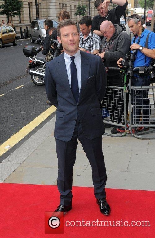Dermot O' Leary The X Factor press day,...