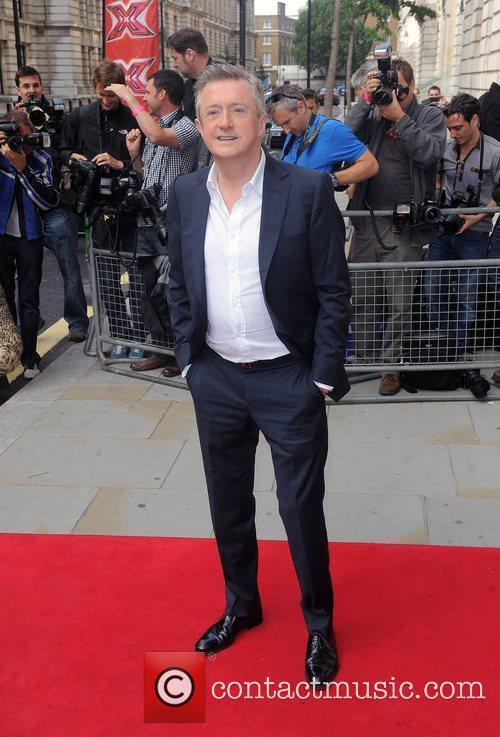 Louis Walsh The X Factor press day, held...