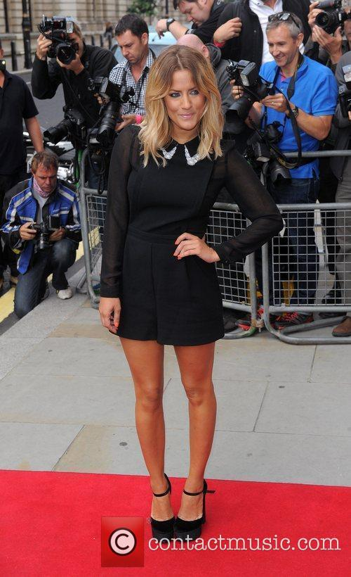 Caroline Flack and The X Factor 7