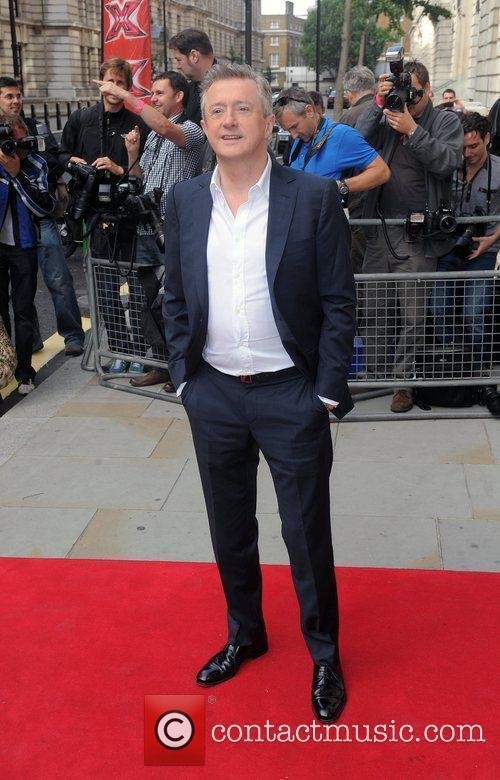 Louis Walsh arrives at the Corinthia Hotel for...