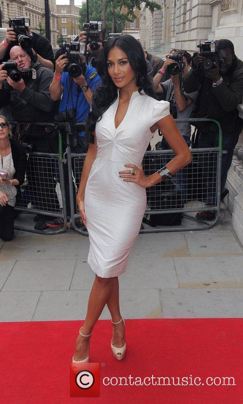 Nicole Scherzinger and The X Factor 8