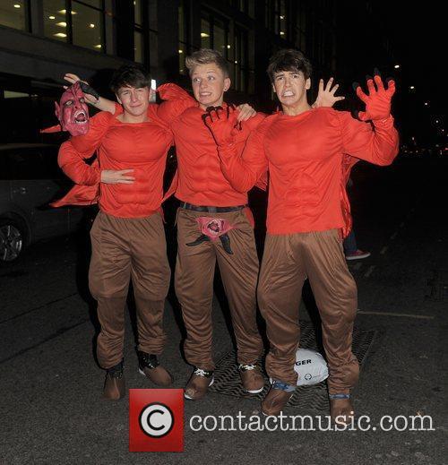 X Factor, Michael Parsons, Greg West, Dan Ferrari-Lane, District and Mahiki 1