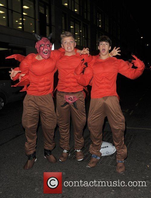 X Factor, Michael Parsons, Greg West, Dan Ferrari-Lane, District and Mahiki 8