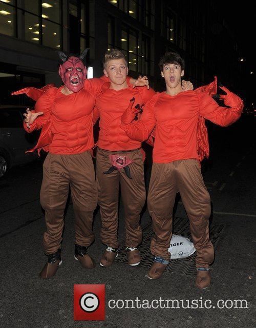 X Factor, Michael Parsons, Greg West, Dan Ferrari-Lane, District and Mahiki 6