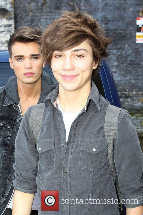 Josh Cuthbert, George Shelley of Union J The...