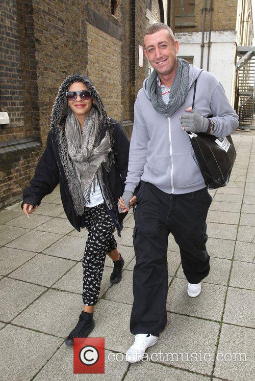 Christopher Maloney and Jade Ellis The X Factor...