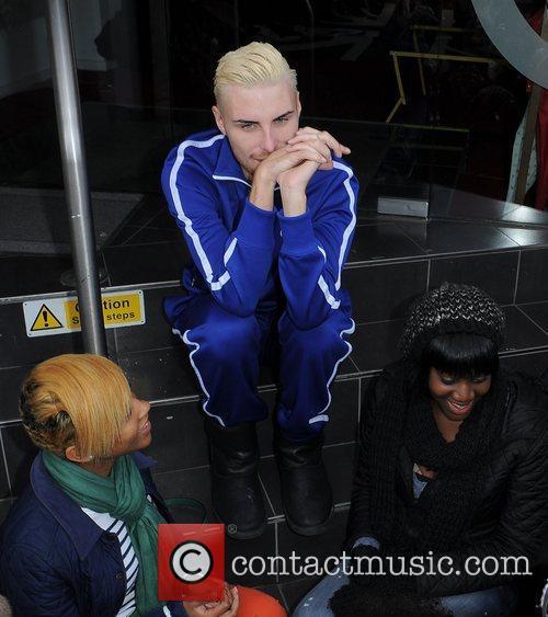 X Factor and Rylan Clark 6