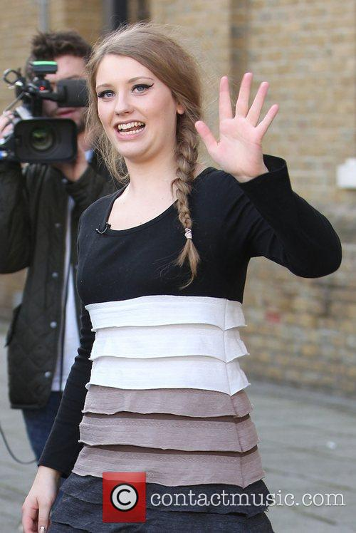 The X Factor and Ella Henderson 4