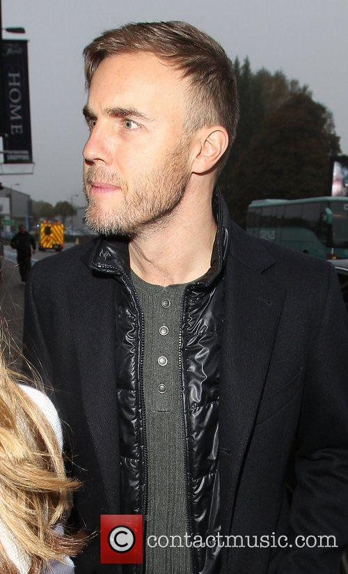 X Factor and Gary Barlow 8