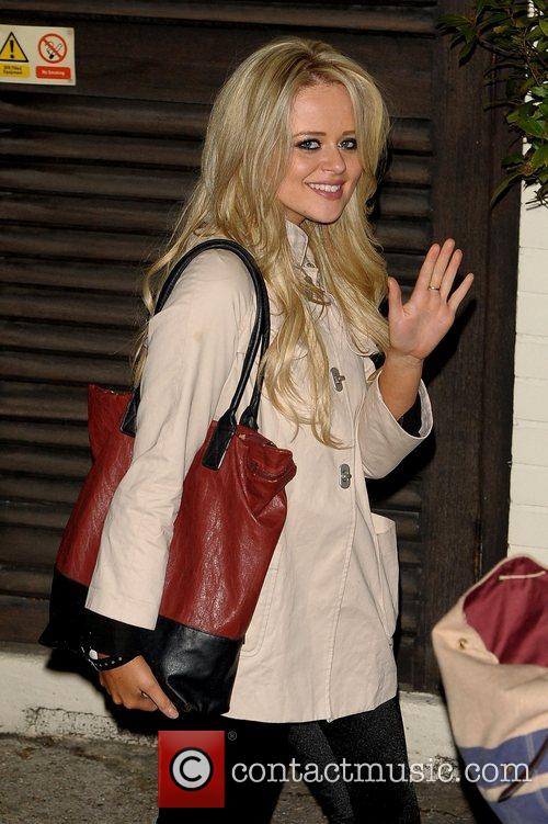 emily atack celebrities leaving the x factor 5933222