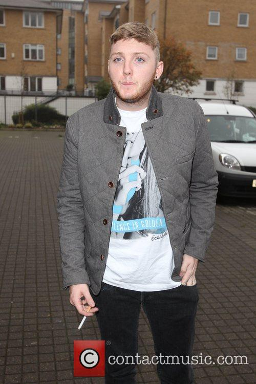 James Arthur and The X Factor 2