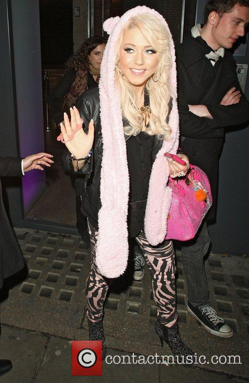 Amelia Lily and X Factor 3