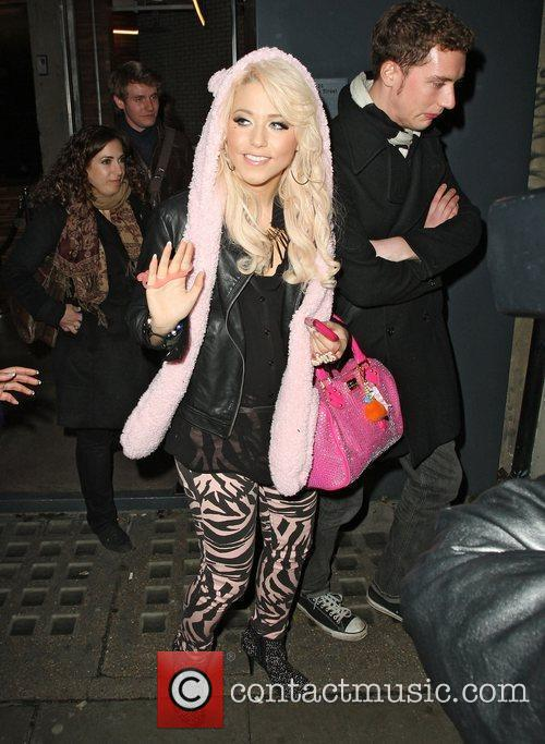 Amelia Lily and X Factor 7