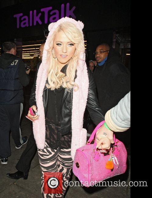 Amelia Lily and X Factor 5