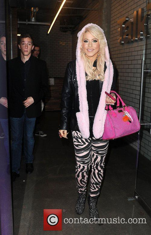 Amelia Lily and X Factor 8