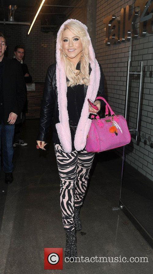 Amelia Lily and X Factor 10