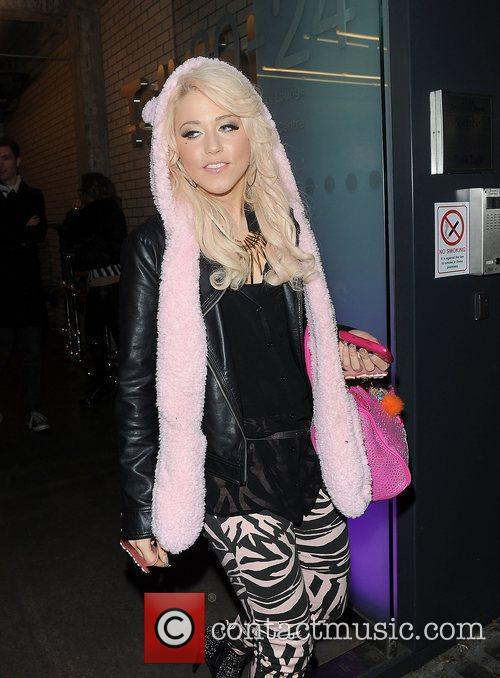 Amelia Lily and x factor 12